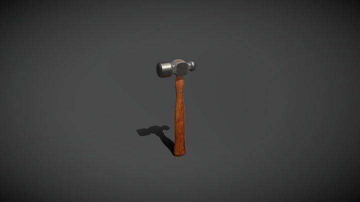 Me Hammer 3D Model