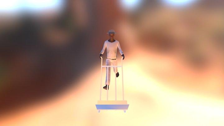 Cargador 3D Model