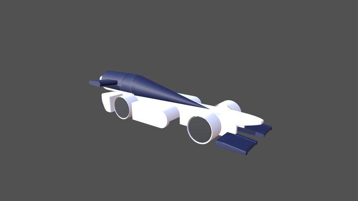 Prometheus 3D Model