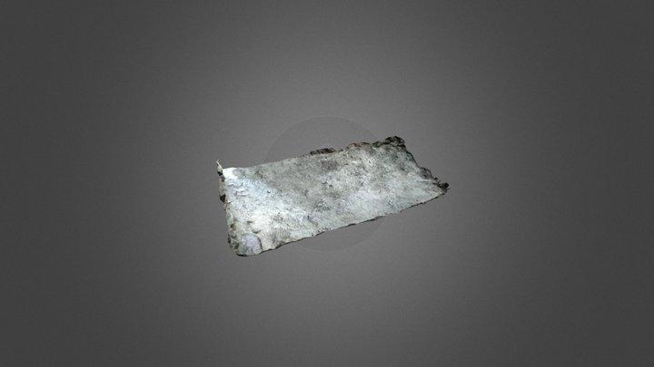 Las Cuevas: Unit 9 Level 3 3D Model
