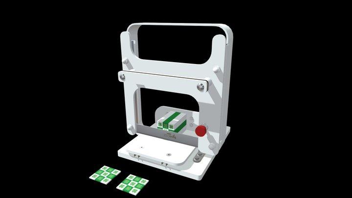 LC Slicer: 3D Animation 3D Model