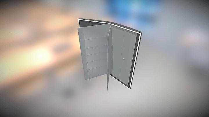 Smartwallet Materials 3D Model