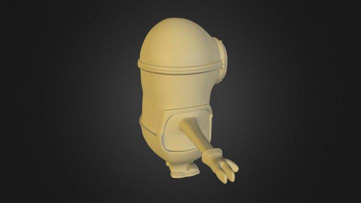 Minion model 3D Model
