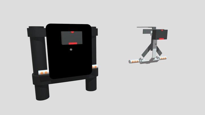 Kubfront 3D Model
