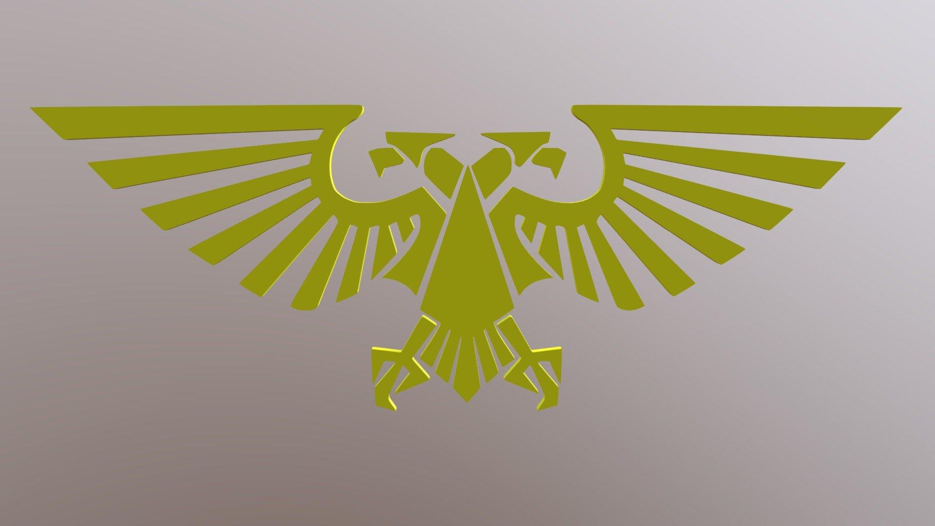 Aquila Warhammer 40k Download Free 3d Model By 09williamsad Adamw1806 5976bd8 Sketchfab