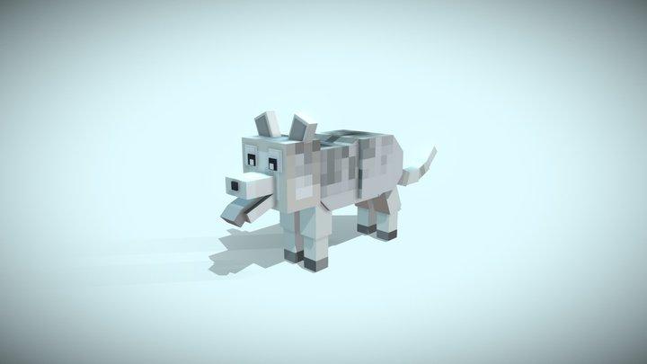 Husky Animated