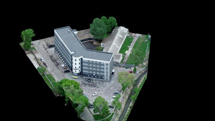 Office_DroneUa 3D Model