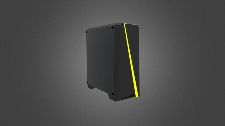 Cylon 3D Model