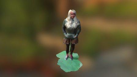 Jackie Frost 3D Model