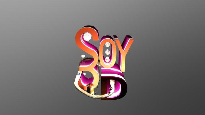 Soy3d 3D Model