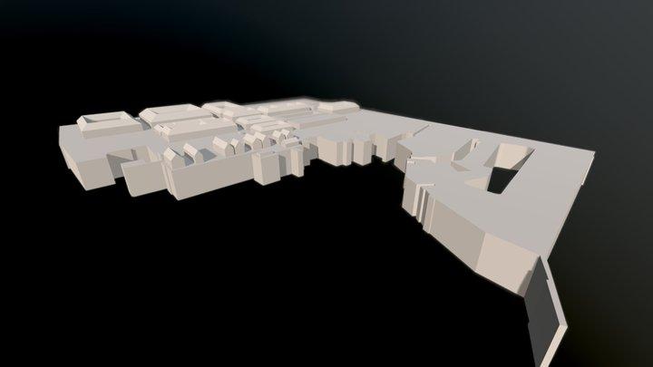 Kartet 3D Model