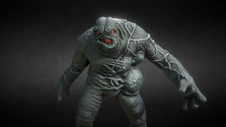 Jacob Greene 3D Model