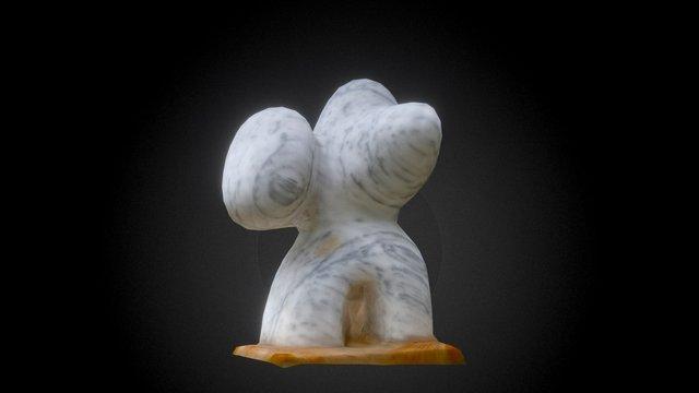 Nancy Guggenheim, Sculpture without title 3D Model