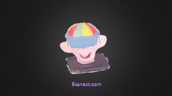 Capgr�s 3D Model