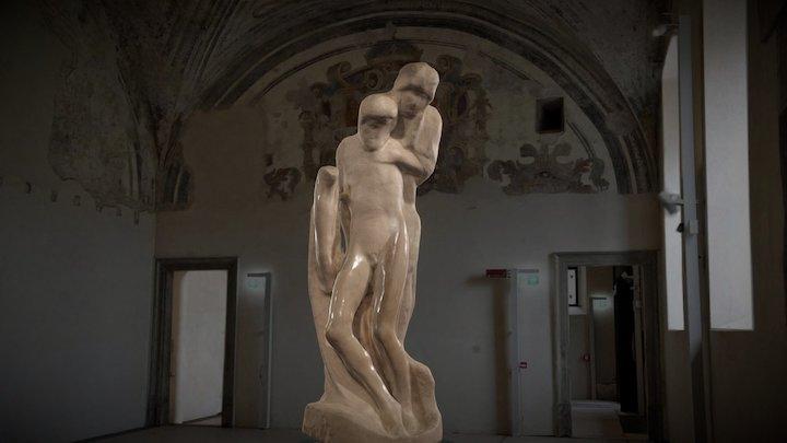 Pietà Rondanini 3D Model