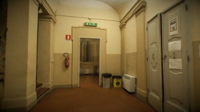 Groin vault corridor 3D Model
