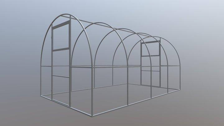 26 разборная 2500 (шаг 1 м) 3D Model