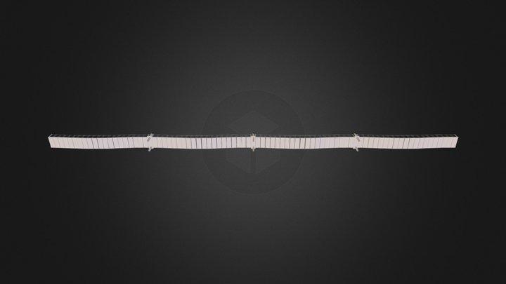 Timmy_Bridge-2 3D Model