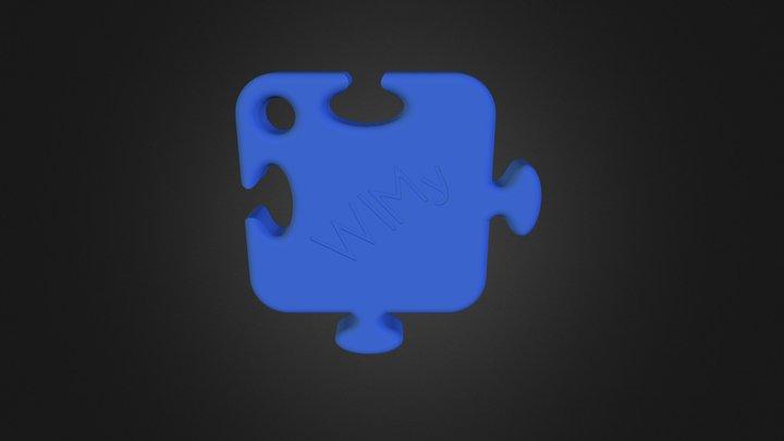 WIMy Blue 3D Model