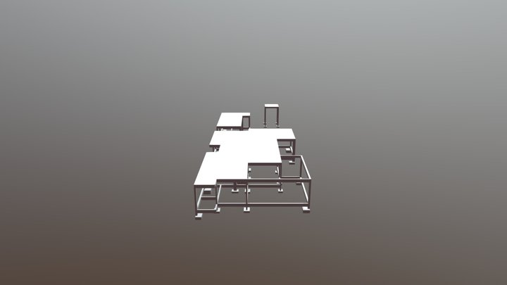 PROJETO ESTRUTURAL- TATIANA 3D Model