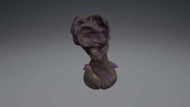 Clicker 3D Model