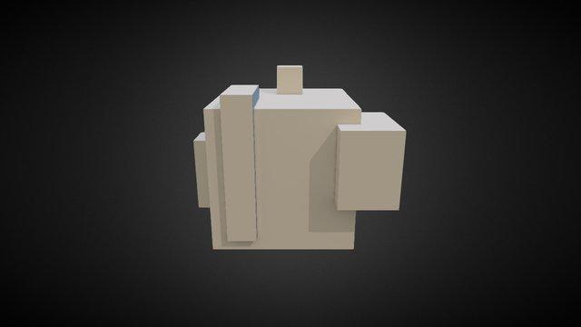Boxes 3D Model