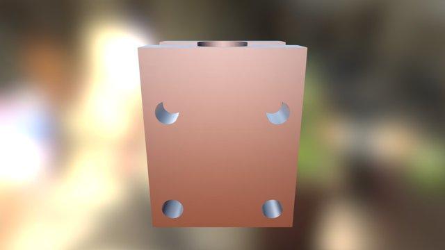 SPINDLE HOLDER 3D Model