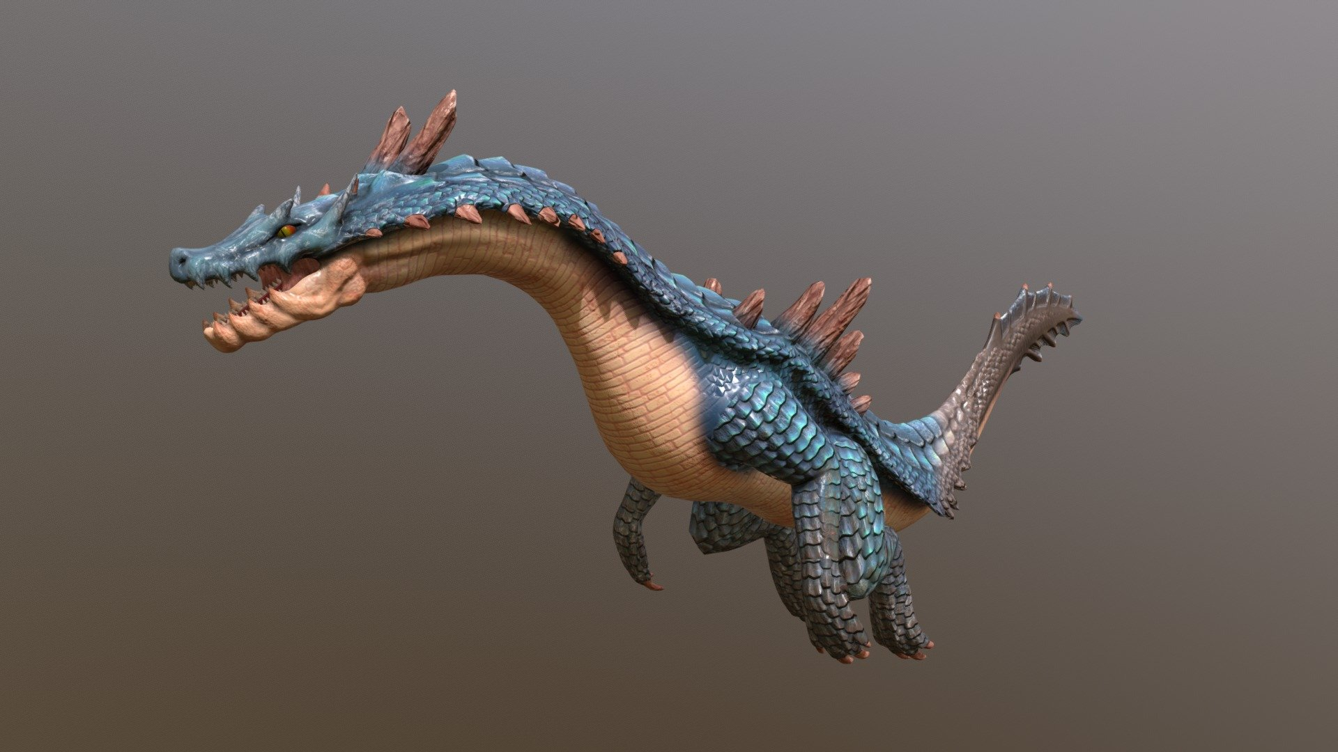 Lagiacrus 3d Model By Sabrinawongzh Sabrinawongzh 59fcaac Sketchfab Find the hottest lagiacrus stories you'll love. lagiacrus 3d model by sabrinawongzh