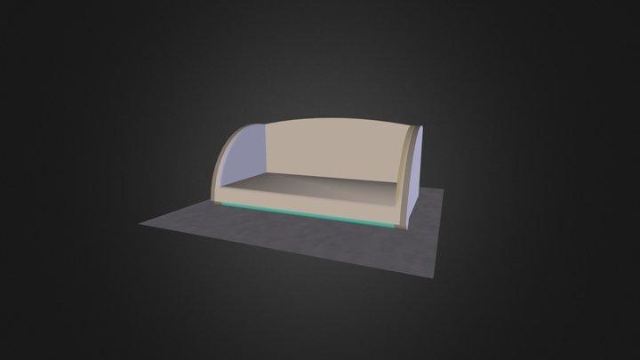 banc1.zip 3D Model