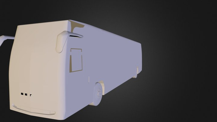 _chiayiBusfromBus.obj 3D Model