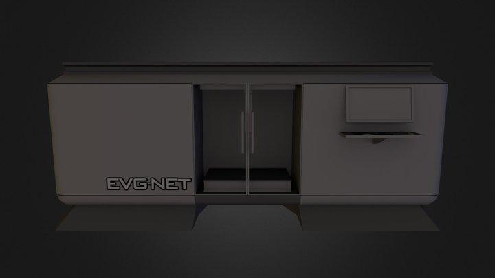 printer.obj 3D Model
