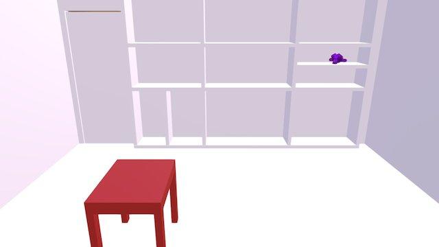 Arquitectónico WIP 3D Model