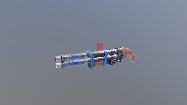 Drabadan 3D Model