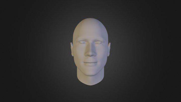 TheRock2 3D Model