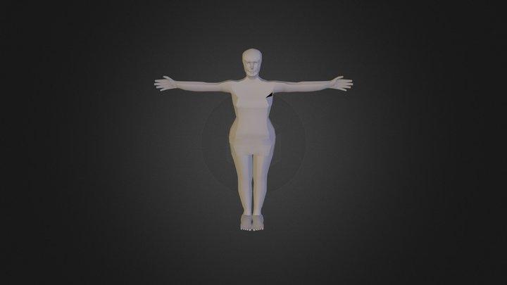 Talitha W_205792_Holebody 3D Model
