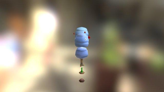 Tamato Berries 3D Model