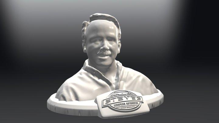 Steve's Automotive 3D Model