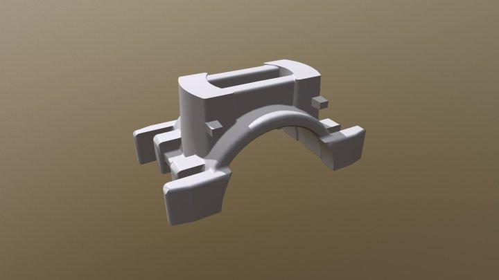 Adapter ● Адаптер 3D Model