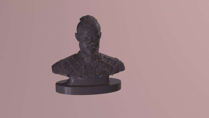 Viking2 3D Model