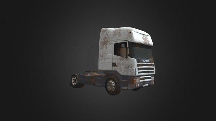 Scania 3D Model