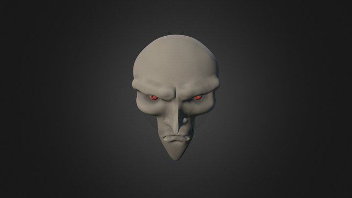 Sargaarious 3D Model
