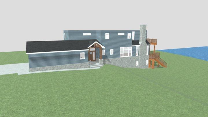 3-15-2021 2nd Story 3D Model