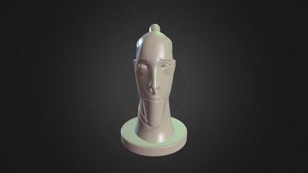 Fa Zhou 3D Model