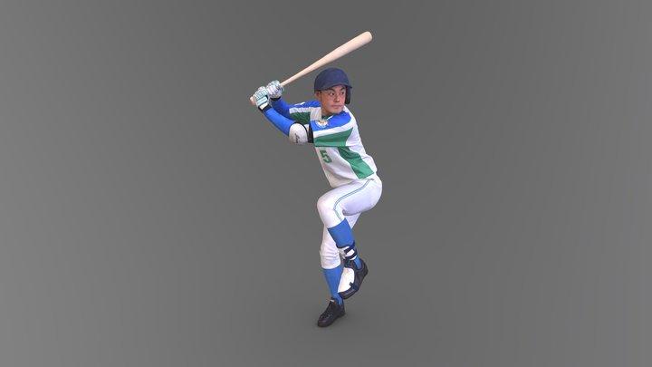 Sega19 OBJ 3D Model
