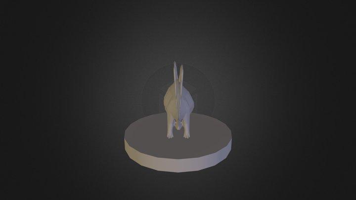 T A Stegosaurus 3D Model