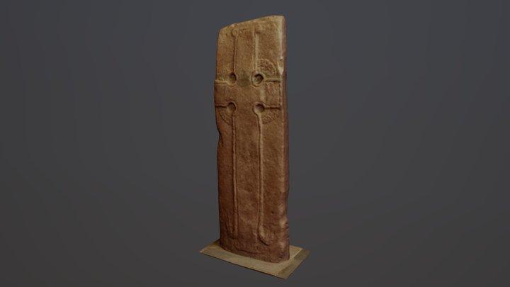 Dunblane Cross Slab 3D Model