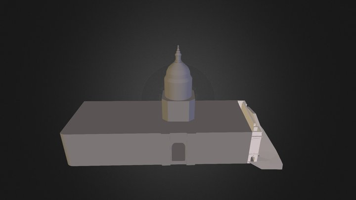 Nottingham Town Hall_FINAL_REV A 3D Model