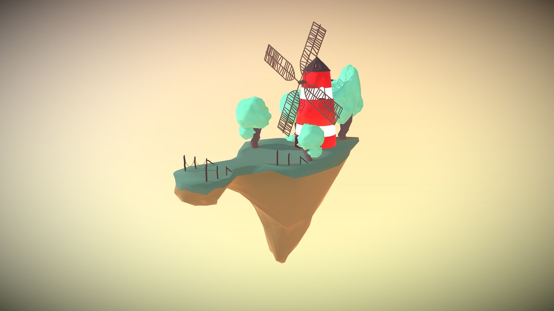 Windmil Feel Good Inc 3d Model By Rowes Rowes 5a6aff4