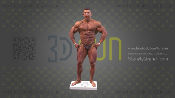 1304 Scan 223 3D Model