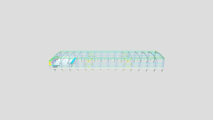 Glovis 3D Model